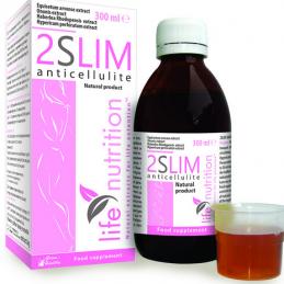 2Slim Anticellulite, integratore naturale