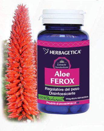 Aloe Ferox, dimagrire e perdere peso