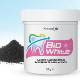 BioWhite, polvere sbiancante per denti