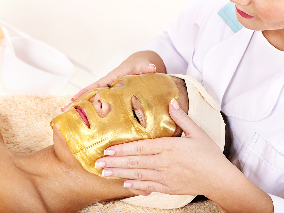 Gold Mask a cosa serve