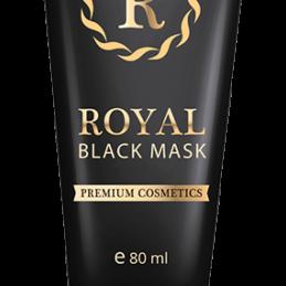 royal black mask contro le imperfezioni della pelle