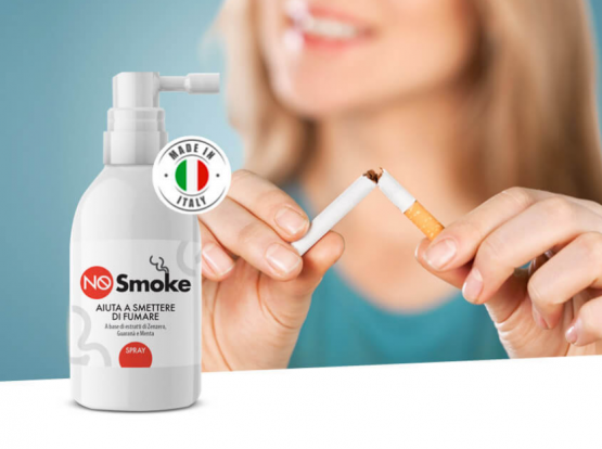 no smoke, un aiuto per smettere di fumare
